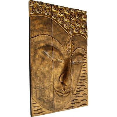 Caracella 3-tlg. Wandbild Set Buddha Udyati- 76 x 50 cm