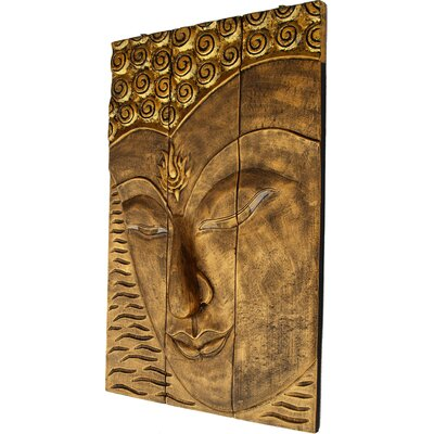 Caracella 3-tlg. Wandbild Set Buddha Ujas- 76 x 50 cm