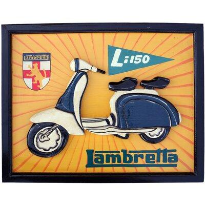 Caracella Werbeschild Urshita61 x 47 cm