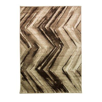 Caracella Teppich Graphic Winkel in Beige