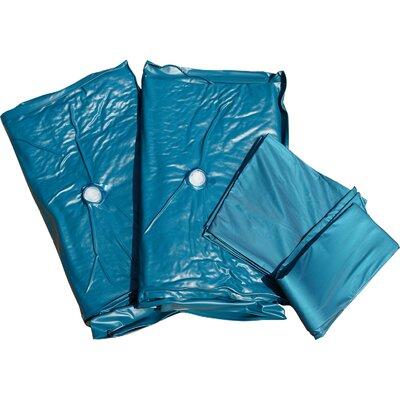 Caracella Dual-Wasserbettmatratze Mittel beruhigt