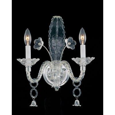 Caracella Wandfackel 2-flammig Boutique Savoy