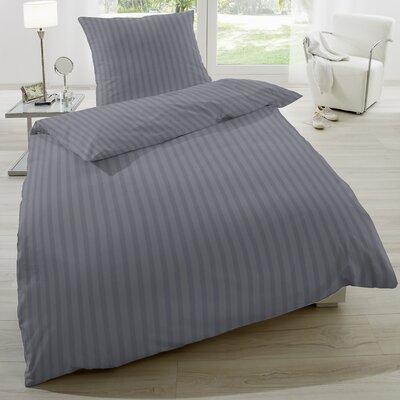 Caracella Bettwäsche Mako Satin Streifen aus 100% Baumwolle