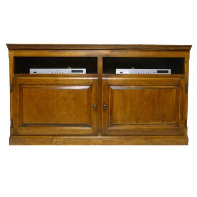 "Mccann 48"" TV Stand Color: Chestnut Oak"