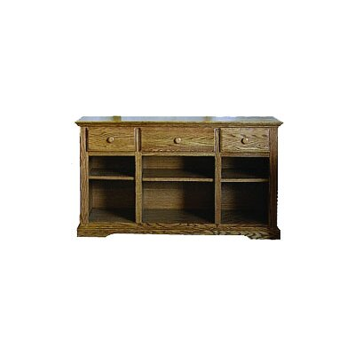 Lagasse Console Table Color: Coffee Alder