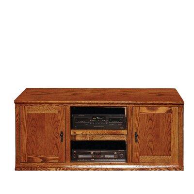 "Matlock 53"" TV Stand Color: Coffee Alder"