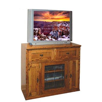 "Marino 43"" TV Stand Color: Chestnut Oak"