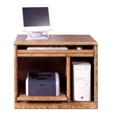 Jacques Computer Desk Finish: Spice Alder