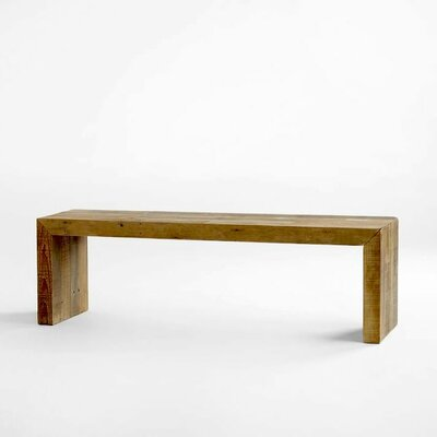 Amesville Reclaimed Wood Bench