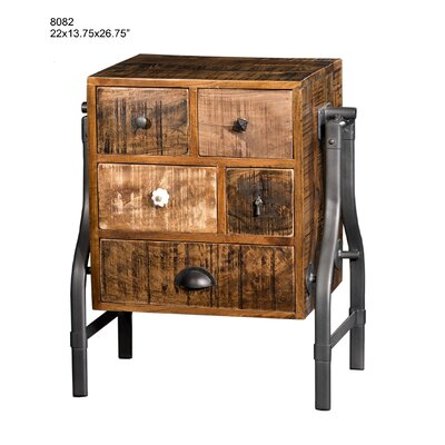 Lisetta Storage Cabinet