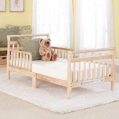 Big Oshi Toddler Bed Color: Natural