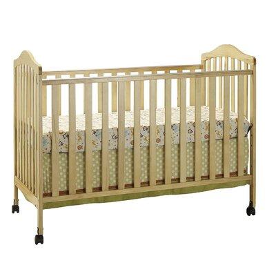 Emily Portable Crib Color: Natural