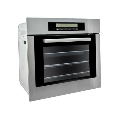 "24"" Self Cleaning Convection Electric Single Wall Oven"