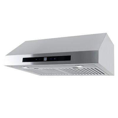 "30"" 760 CFM Ductless Under Cabinet Range Hood"
