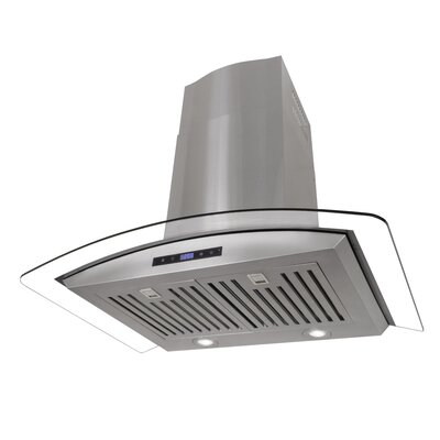 "30"" 760 CFM Convertible Wall Mount Range Hood"