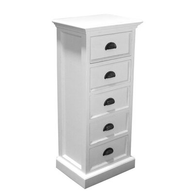 Elements Whitehaven 5 Drawer Chest of Drawers