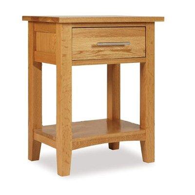Elements Hereford 1 Drawer Bedside Table