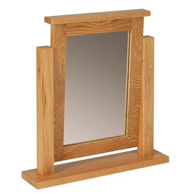 Elements Hereford Rectangular Dressing Table Mirror