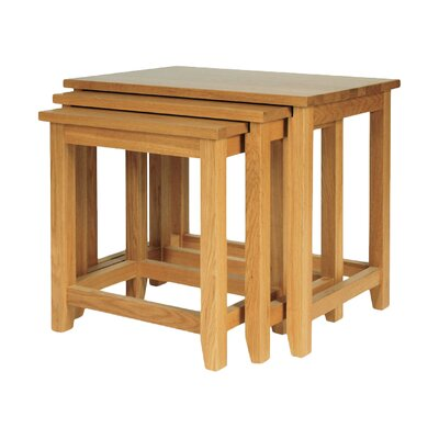 Elements Hereford 3 Piece Nest of Tables