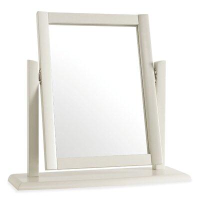 Elements Alba Two Tone Rectangular Dressing Table Mirror