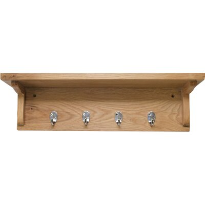 Elements Lansdown Wall Mounted Coat Rack