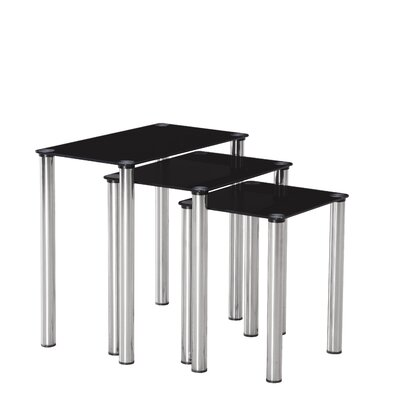Aspect Design Milano 3 Piece Nest of Tables