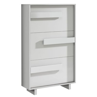 Urban Designs Cleo Shoe Cabinet III