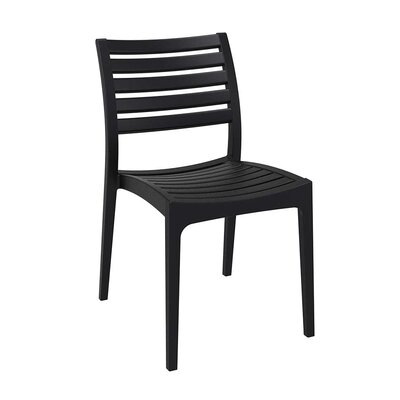 Urban Designs Ares Armless Stacking Chair