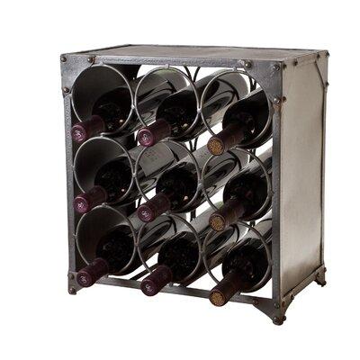 Urban Designs 9 Bottle Tabletop Wine Rack