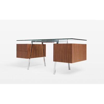 Urban Designs Homework Writing Desk with Cable Management