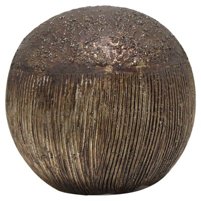 House Additions Decorative Metal Ice Ball