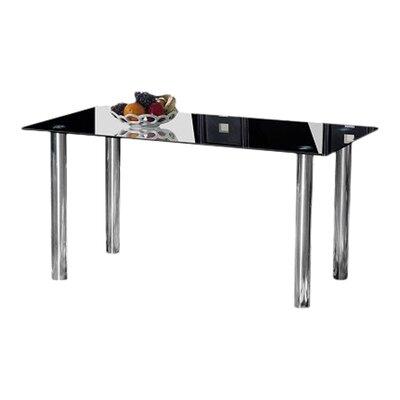 Urban Designs Crystal Dining Table
