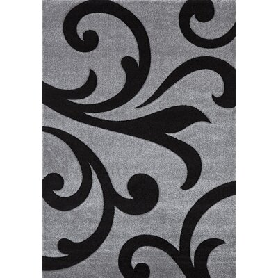 Urban Designs Santa Rosa Light Grey Area Rug