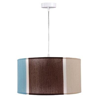 Urban Designs Hayle 1 Light Drum Pendant