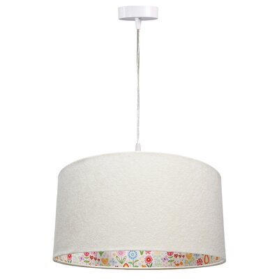 Urban Designs Margate 1 Light Drum Pendant
