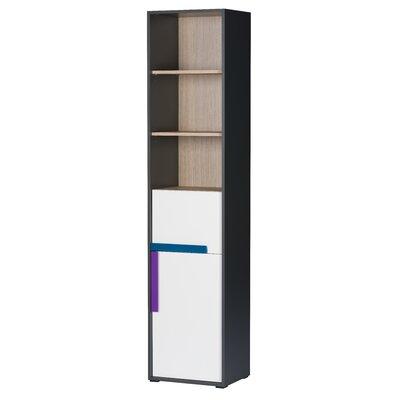 Urban Designs Ikar Tall Narrow Bookcase