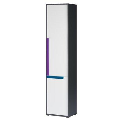 Urban Designs Ikar 1 Door Storage cabinet