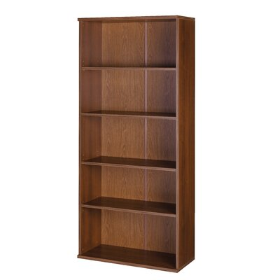Urban Designs Mag Euro Tall Wide Bookcase