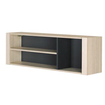 Urban Designs Monez Low Wide Bookcase