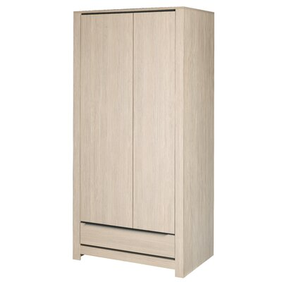 Urban Designs Monez 2 Door, 1 Drawer Wardrobe