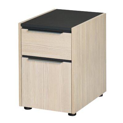 Urban Designs Monez 2-Drawer Cabinet
