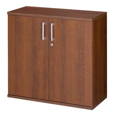 Urban Designs Mag Euro 2 Door Storage Cabinet