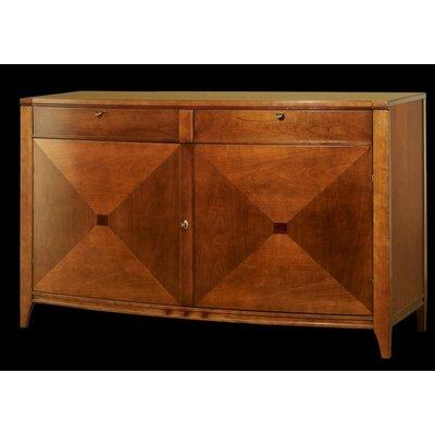 Urban Designs Nuevo 2 Door 2 Drawer Cabinet