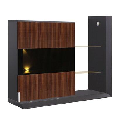 Urban Designs Toluca Wall Display Cabinet