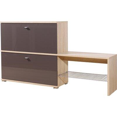 Urban Designs Life Shoe Cabinet