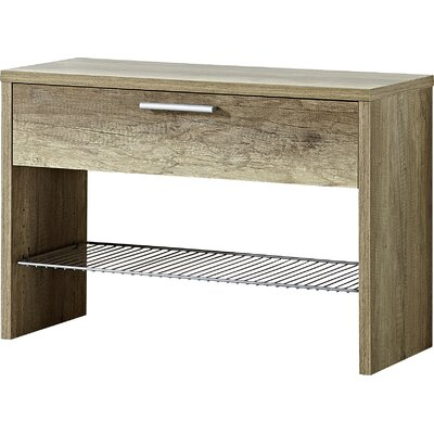 Urban Designs Shoe Cabinet with Drawer