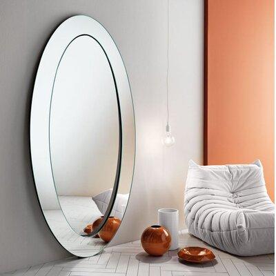 Urban Designs Miguelena Oval Mirror