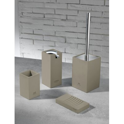 Urban Designs Extra 4 Piece Bathroom Accessory Set