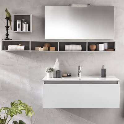 Urban Designs Tuvalu 6-piece Bathroom Set