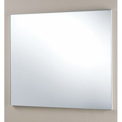 Urban Designs Daisy Mirror with Grey Feature Frame